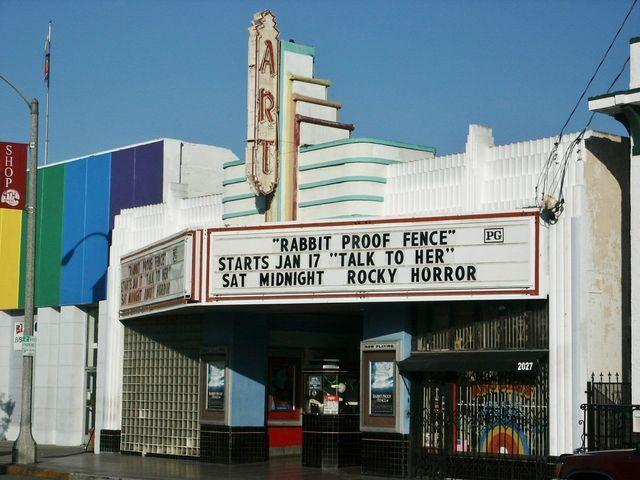 Rocky Horror Picture Show - Art Theatre - Long Beach