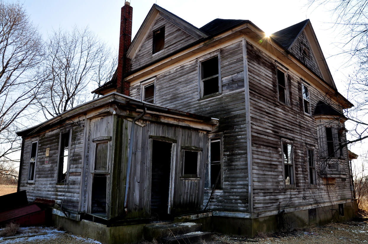 Haunted Places in South Carolina