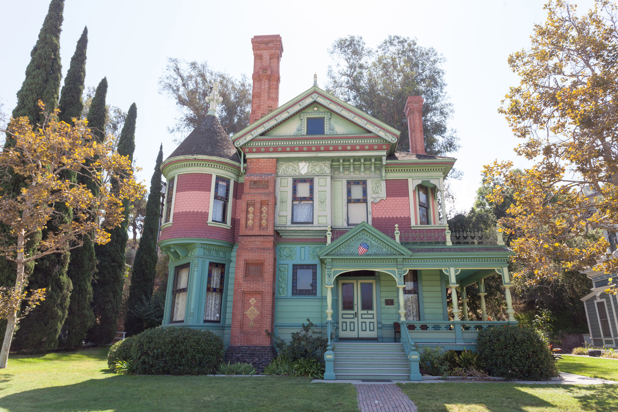 Victorian Mourning House