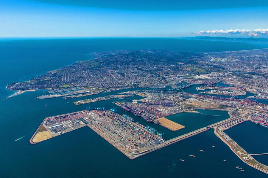 Los Angeles Harbor